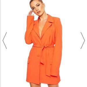 Blaze It Up Suit Dress